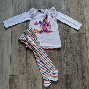 Mud Pie 3rd Birthday Outfit